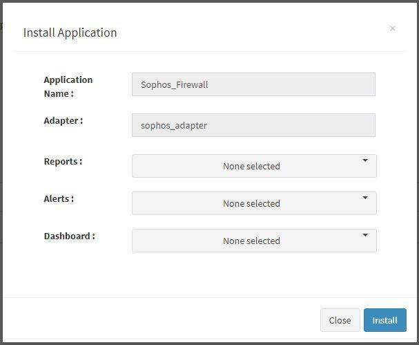 KHIKA App for Sophos Firewall - khika